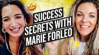 EVERYTHING IS FIGUREOUTABLE WITH MARIE FORLEO