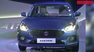2017 Maruti Suzuki Dzire unveiled in India | First Look | Details