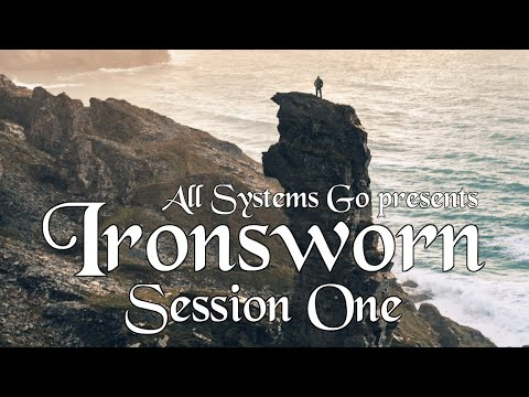 Ironbound By All Systems Go   Session 1   An Ironsworn Story