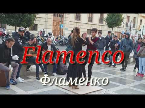 Испанский танец Фламенко /Spanish Flamenco Passion Dance