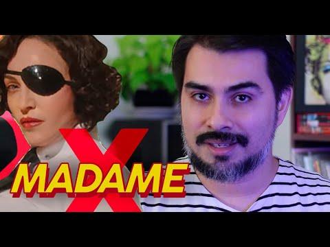 Madonna encarna Madame X: QUEM É? PQ? ME CONTA