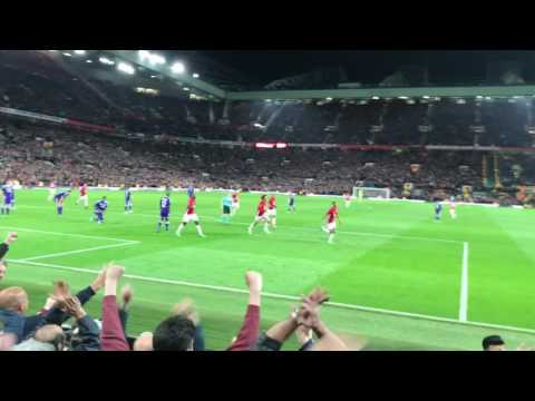 Rashford Extra time Winner, Manchester United 2 Anderlecht 1 20/04/17