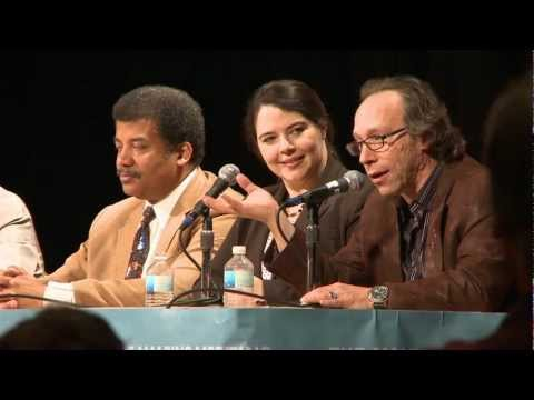 Our Future In Space panel from TAM Las Vegas 2011