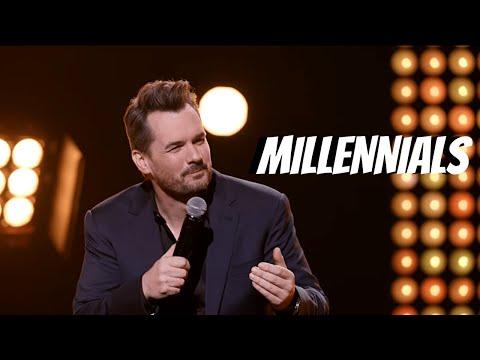 Jim Jefferies on Millennials | INTOLERANT