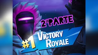 FORTNITE SEASON 7 - VincentJr and Shoenfield Royal Victory (Ice Event pt2)