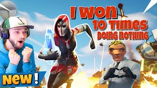 *FORTNITE* HOW TO WIN THE GETAWAY LTM *NO ELIMINATIONS* EASY WAY!