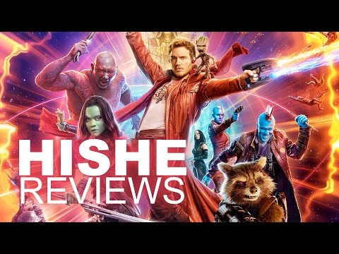 Guardians of the Galaxy Vol. 2 - HISHE Review (SPOILERS)