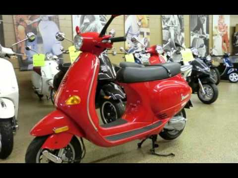 2003 vespa et2 50 for sale in downers grove il youtube. Black Bedroom Furniture Sets. Home Design Ideas