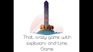 [Découverte] UNE NEKO A SAUVER - That Crazy Game With Explosions And Time