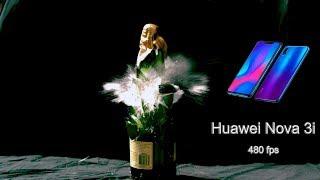 Huawei Nova 3i Best Slow Motion Video 480 fps | Slow Mo Guys TV