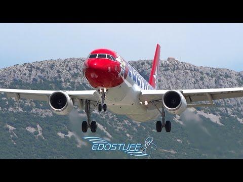 Split Airport SPU/LDSP - Half Hour of Plane Spotting - Episode 12