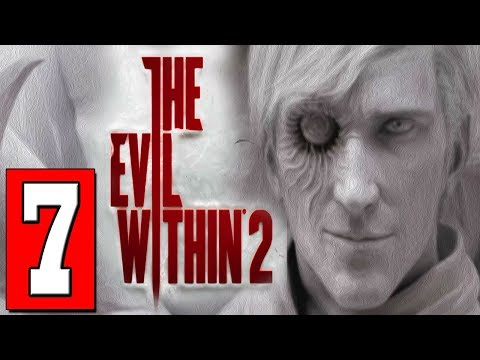 THE EVIL WITHIN 2 Walkthrough Part: CHAPTER 7 LUST FOR ART