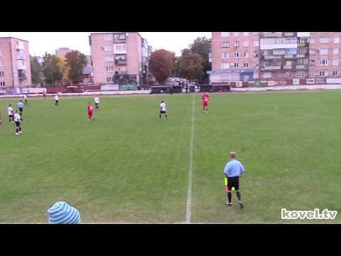 Koveltv: ФЦ «Ковель-Волинь» поступився «Епіцентру» у Чемпіонаті України з футболу серед аматорів