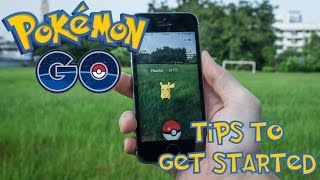Top 8 Pokemon Go Tips and Tricks to Get Started