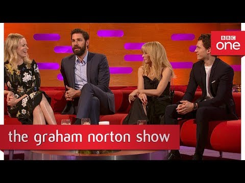 John Krasinski reveals that he has watched The Devil Wears Prada 72 times  The Graham Norton
