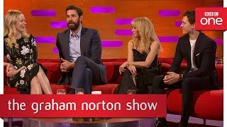 John Krasinski reveals that he has watched The Devil Wears Prada 72 times - The Graham Norton Show
