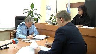 Суд по аварии на Октябрьском мосту