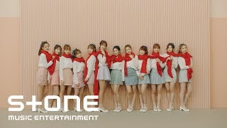 Download lagu IZ ONE 라비앙로즈 MV