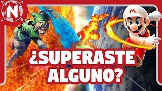 TOP 5 - Retos IMPOSIBLES en Juegos de Nintendo