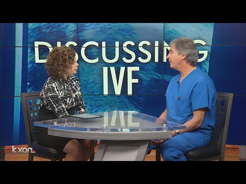 Discussing IVF and why it;s important to talk about it