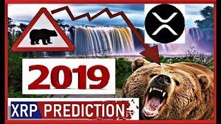 XRP PRICE PREDICTION 2019: REALISTIC/PRAGMATIC/FACTUAL
