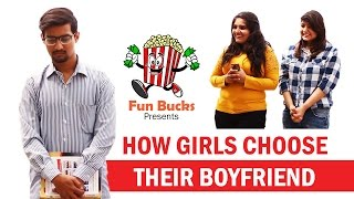 How Girls Choose their Boyfriend | Aashqeen