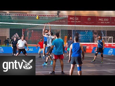 Indoor sports mania at Dubai Sports World