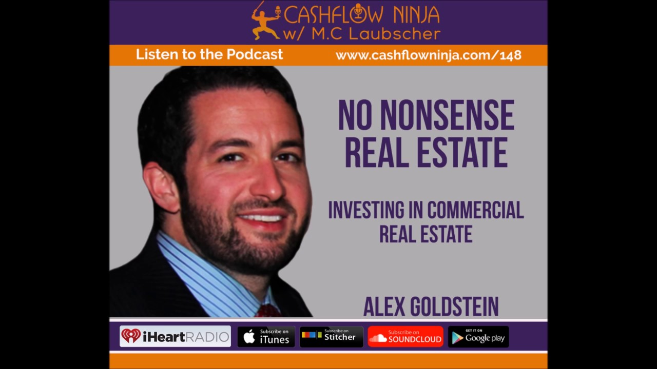 148: Alex Goldstein: Investing in Commercial Real Estate