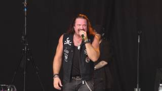 SYMPHONY X - Set The World On Fire -  Bloodstock 2016