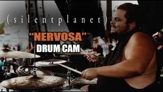 Alex Camarena | Silent Planet | Nervosa | Drum Cam (LIVE)
