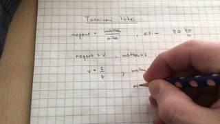 fysiikka yläkoulu: tasainen liike