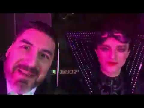 певец Оскар, клуб   ресторан Golden Gates 2019г