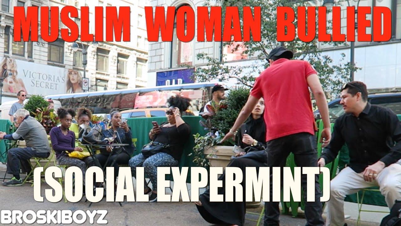 america a huge social experiment
