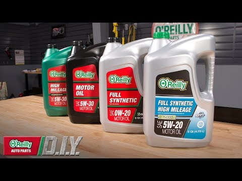 Which Motor Oil Is Right For My Vehicle?