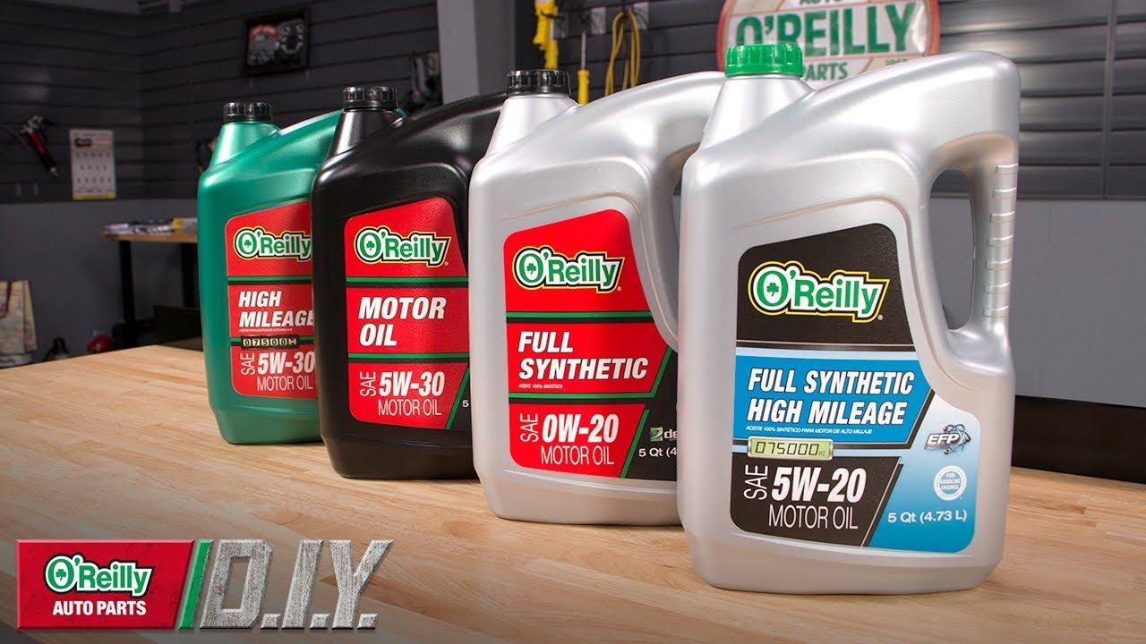 Which Motor Oil Is Best? | O'Reilly Auto Parts