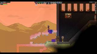 Starbound Utilizando el Morphball y consiguiendo una Crown Gameplay HD