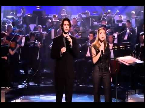 Charlotte Church  ** The Prayer **  featuring  Josh Groban HQ