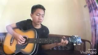 belajar gitar cassandra cinta terbaik (pemula)