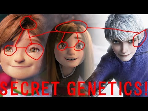 A HIDDEN Secret FOUND in Rise of the Guardians! [Theory]