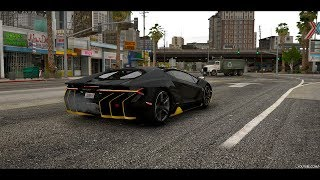 GTA 5 ✪ Remastered -  Lamborghini Centenario LP770 4