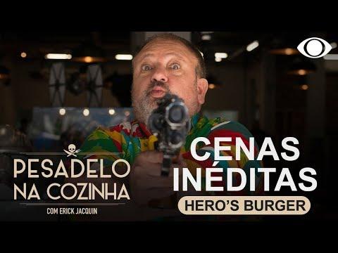 Pesadelo na Cozinha: Cenas inéditas - Hero's Burger