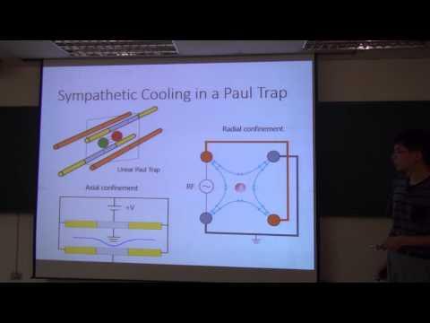 Chin-wen Chou, Quantum-Logic ... AI+ Optical Clocks towards Precision Molecular Spectroscopy Part I