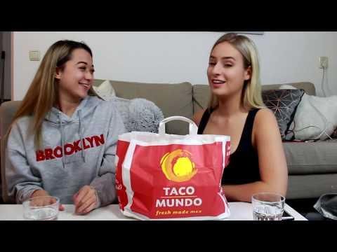 MUKBANG: TACOS, QUESADILLAS + NACHOS