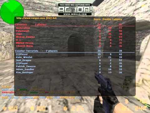 Counter Strike 1 6 De Aztec