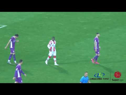 Crvena Zvezda Habitfarm Javor Goals And Highlights