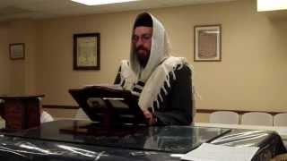 יום כיפור קטן, עם תפילת השל''ה, בקהילת היכל שלמה.