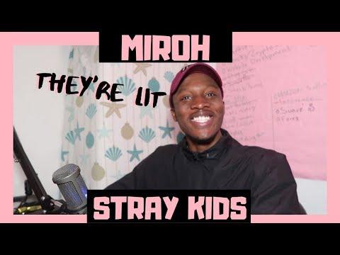 "BLACK GUY REACTS TO: Stray Kids ""MIROH"" MV"