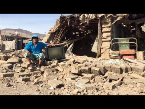 Two dead in Peru after 7.3-magnitude quake