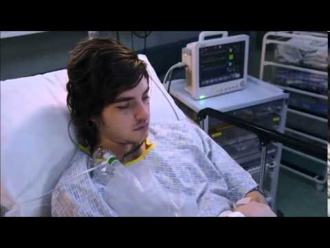 Casualty Louis has a heroin  overdose at the hospital