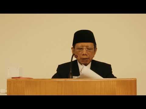 Tafsir Ayat-ayat Puasa | Prof. M. Yunan Yusuf, MA